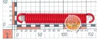 Пружина G18904560 (аналог)